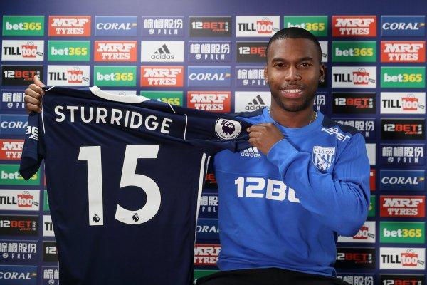 Sturridge prêté à West Bromwich Albion