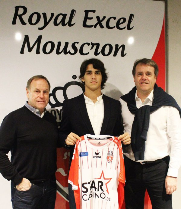 Mouscron attire un jeune talent bosnien
