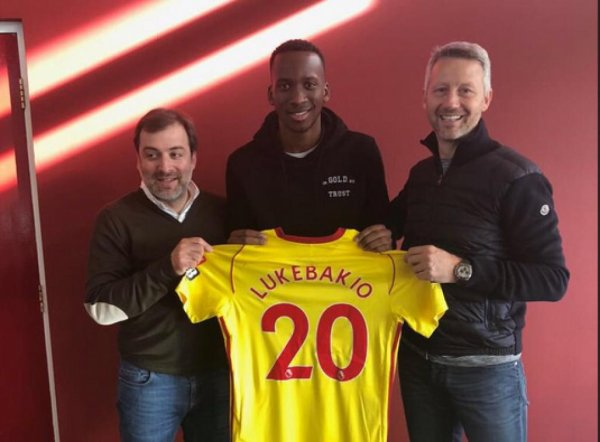 Lukebakio quitte Charleroi pour rejoindre Watford