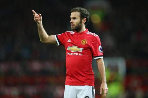 Juan Mata prolonge à Manchester United