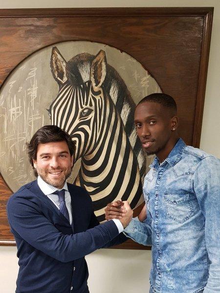 Semedo a signé à Charleroi