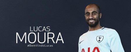 Lucas quitte Paris pour Tottenham