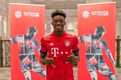 Officiel : le Bayern Munich recrute Alphonso Davies