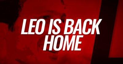 Officiel : Leonardo revient à l'AC Milan !