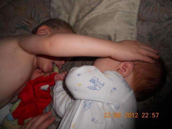 mes bebes je vous aimesss !!!!