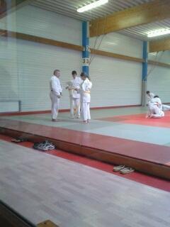Yessss Ceinture Jaune au Judo