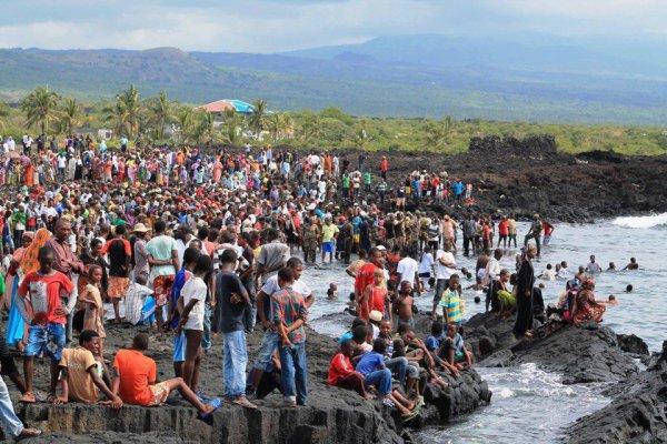 Un avion se crashe au large de la Grande Comore