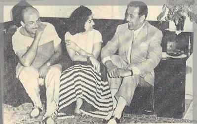 Arrivée de Warda au Liban 1958 وصول وردة إلى لبنان عام