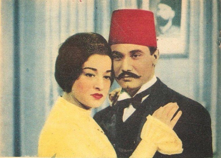 WARDA : إعلان فيلم ألمظ وعبدو الحامولي