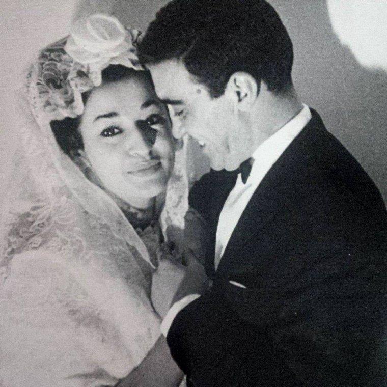 عام 1963 زواج السيدة وردة واعتزالها الفن