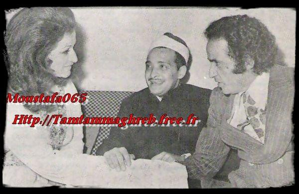 Le mariage de Warda avec Baligh Hamdi