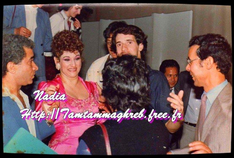 WARDA : Ala Eini 1984  وردة - على عيني