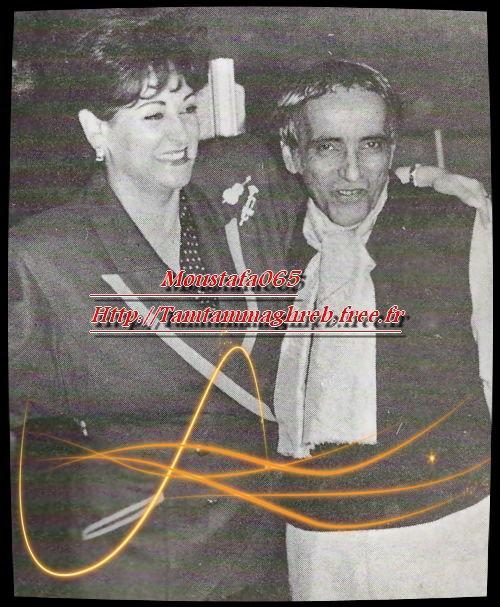 Warda & Baligh Hamdi 1991 وردة وبليغ حمدي