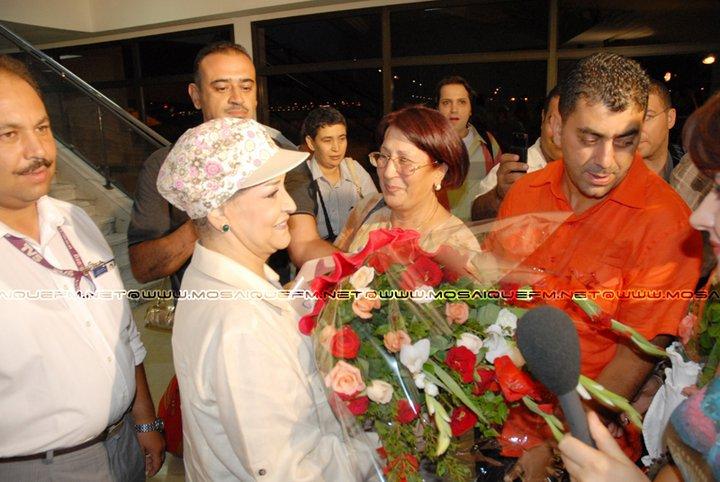 وردة في مهرجان قرطاج 2009