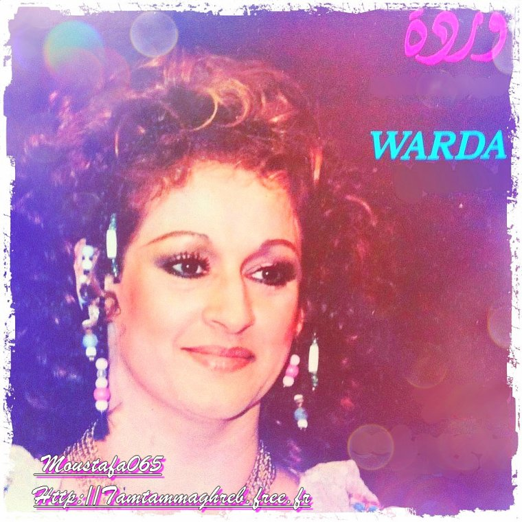 Photos souvenir de Warda