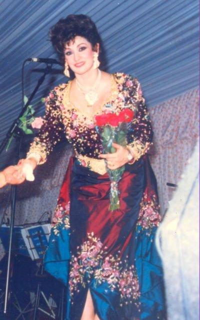 وردة الجزائرية في المغرب