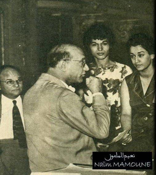 Warda Faiza Ahmed & Abdel Ouahab