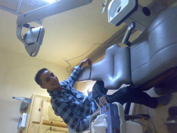 dentiste et fiere d'etre.......l'homme c le style ???