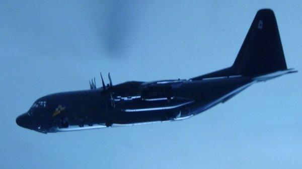 """AC-130 """"Gunship"""" Un Hercules aux petits bras musclés."""