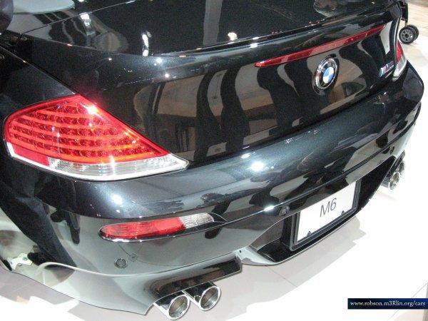 BMW M6 !