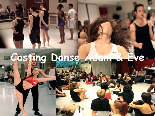 casting Danse