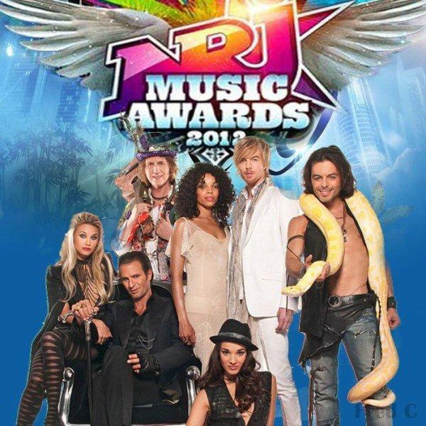 Pour que la comédie musicale Adam & Eve chante aux NRJ Music Awards