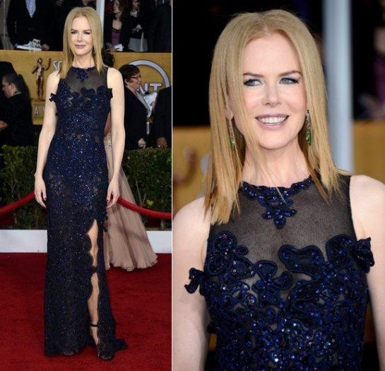 Nicole Kidman en Vivienne Westwood