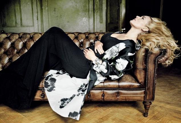 KATE WINSLET POUR VOGUE