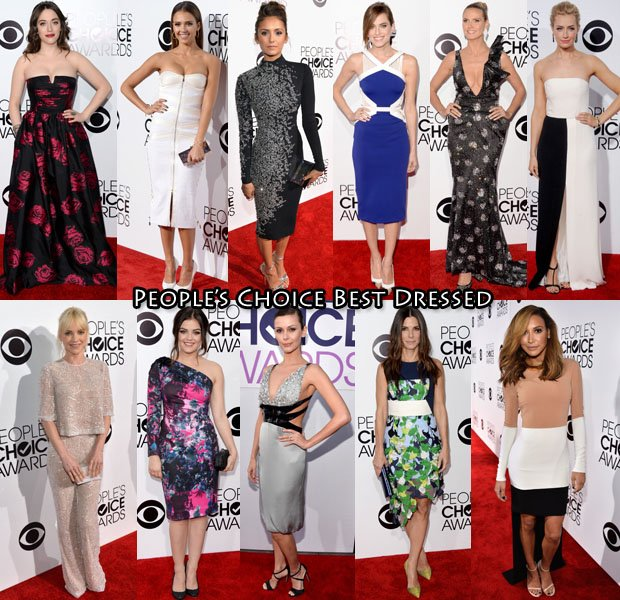 PEOPLE CHOICE AWARDS 2014