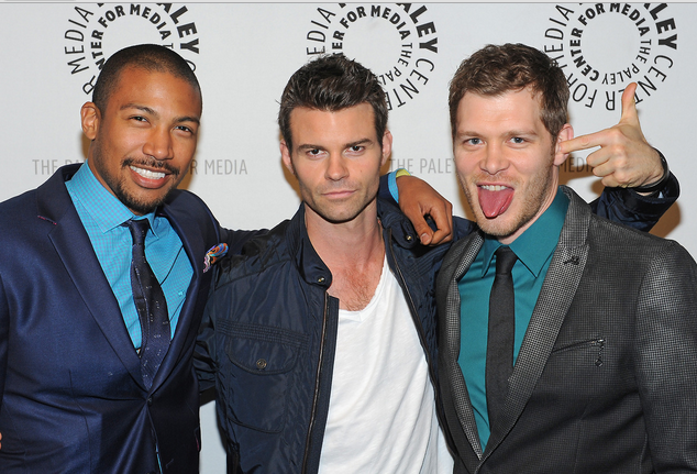 "PALEYFEST HONORING ""THE ORIGINALS"" & ""THE VAMPIRE DIARIES"""