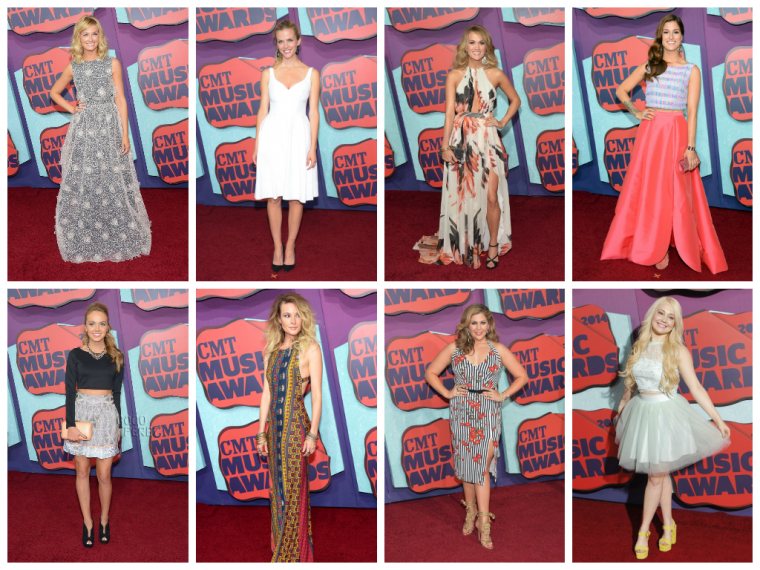 CMT MUSIC AWARDS 2014