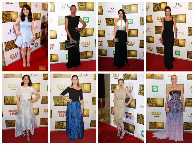 CRITICS' CHOICE TELEVISION AWARDS 2014