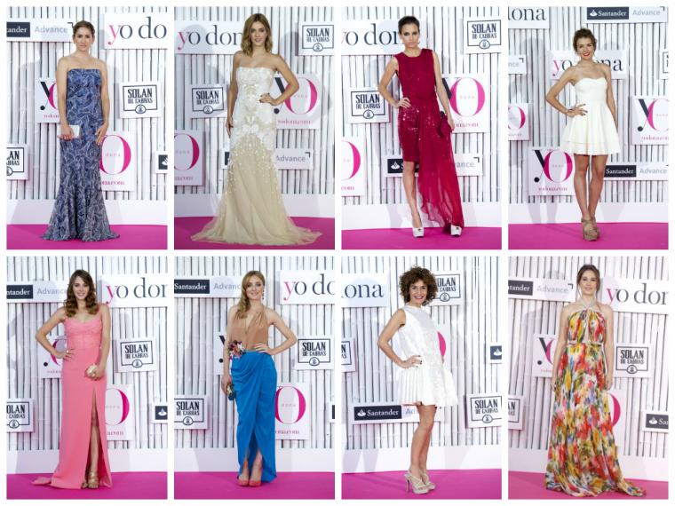 YO DONA INTERNATIONAL AWARDS 2014