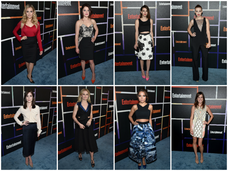 ENTERTAINMENT WEEKLY'S COMIC CON 2014 CELEBRATION