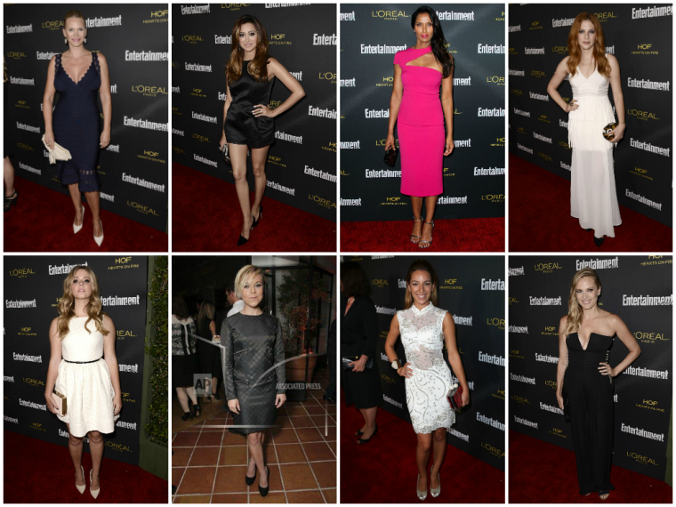 VARIETY AND WOMEN IN FILM & ENTERTAINMENT WEEKLY PRE-EMMY PARTY 2014