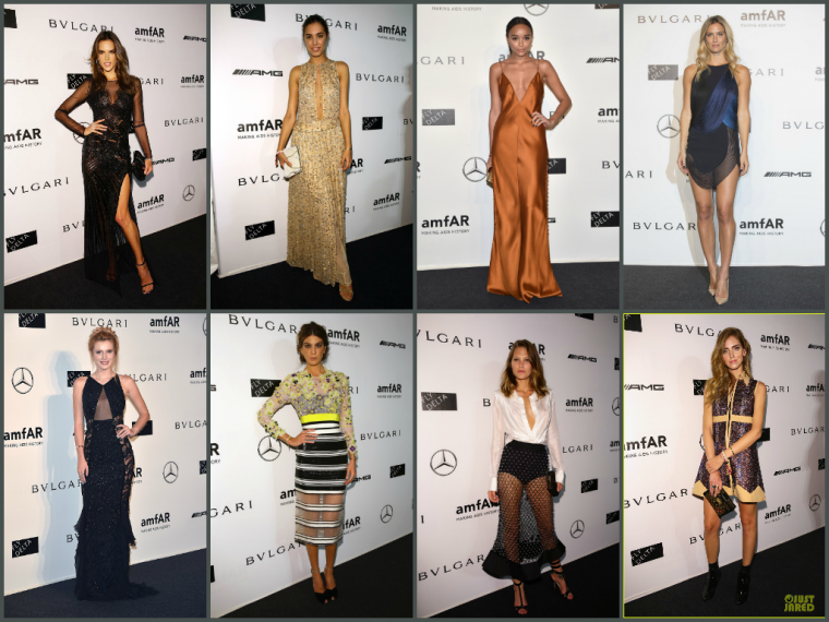 AMFAR MILANO 2014 - FASHION WEEK