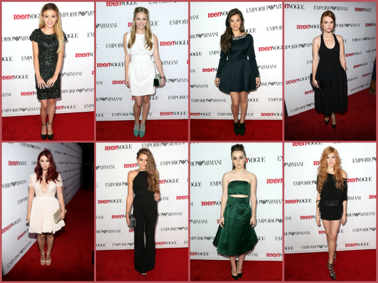 TEEN VOGUE YOUNG HOLLYWOOD PARTY 2014