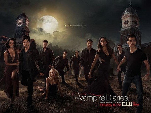 THE VAMPIRE DIARIES SAISON 6 PROMO ! :D