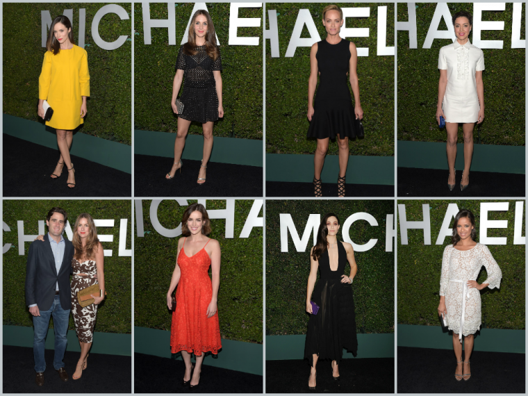 MICHAEL KORS CELEBRATES CLAIBORNE SWANSON FRANK'S YOUNG HOLLYWOOD BOOK