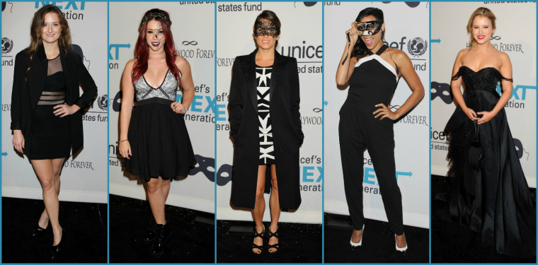 UNICEF'S NEXT GENERATION'S MASQUERADE BALL