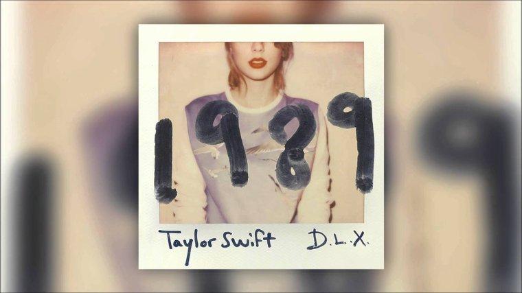 TAYLOR SWIFT - 1989 ALBUM !!! :D