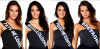 MISS FRANCE 2015 - CANDIDATES