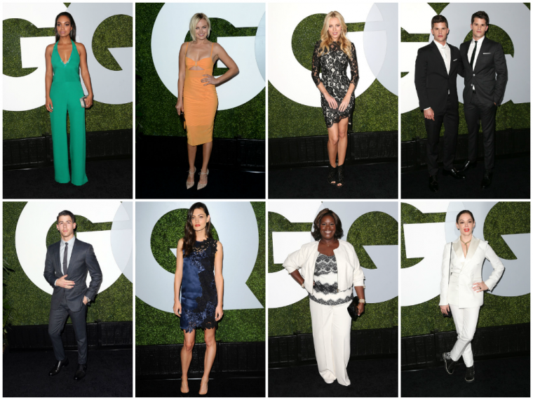 GQ MEN OF THE YEAR PARTY 2014