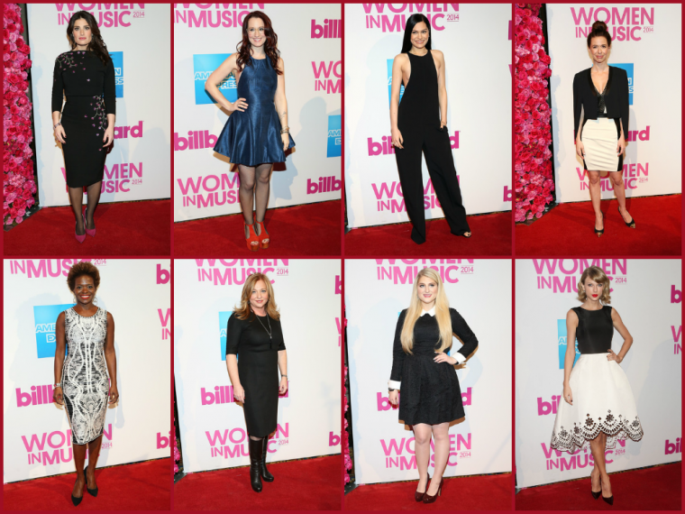 BILLBOARD WOMEN IN MUSIC LUNCHEON 2014
