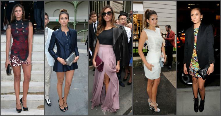 FEMMES DE L'ANNÉE 2014 - NINA DOBREV EN 4e POSITION !