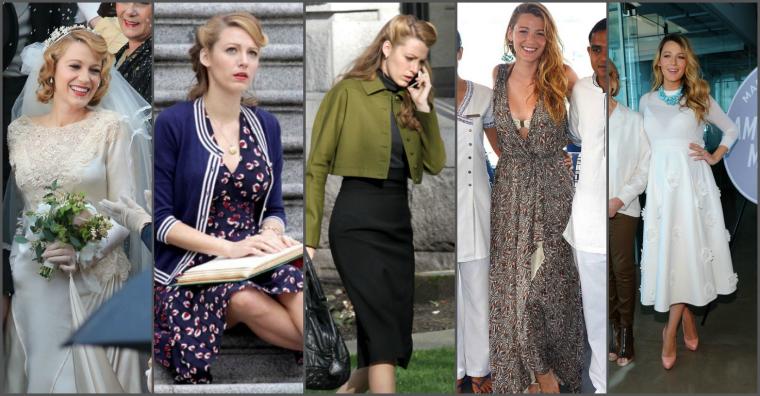 FEMMES DE L'ANNÉE 2014 - BLAKE LIVELY EN 1e POSITION !