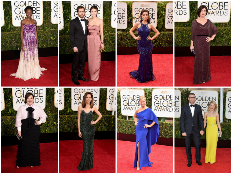 GOLDEN GLOBES AWARDS 2015 - PART 2.