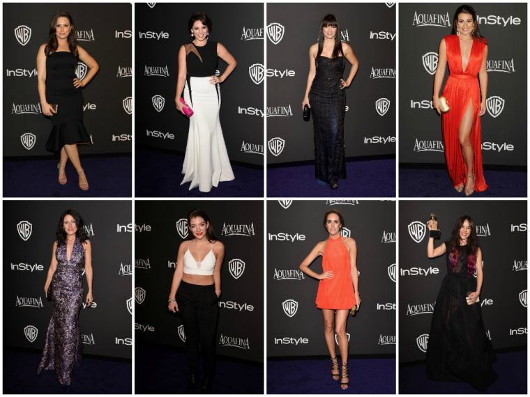 INSTYLE & WARNER BROS. GOLDEN GLOBES AFTER-PARTY 2015 - PART 2.