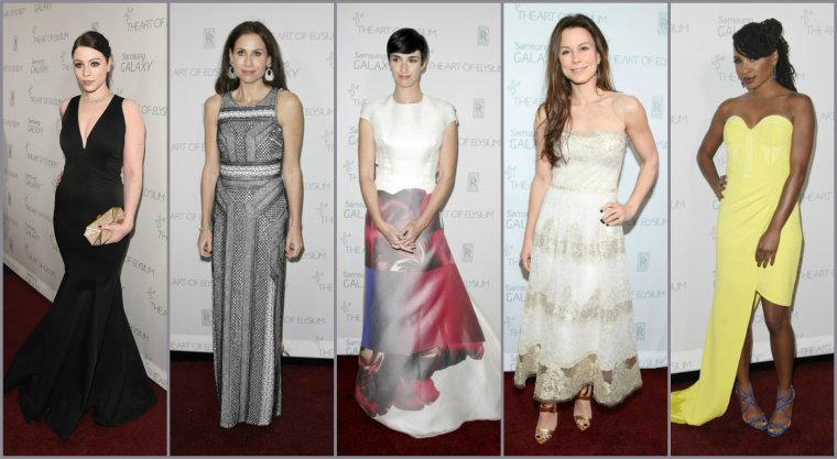 ART OF ELYSIUM HEAVEN GALA 2015