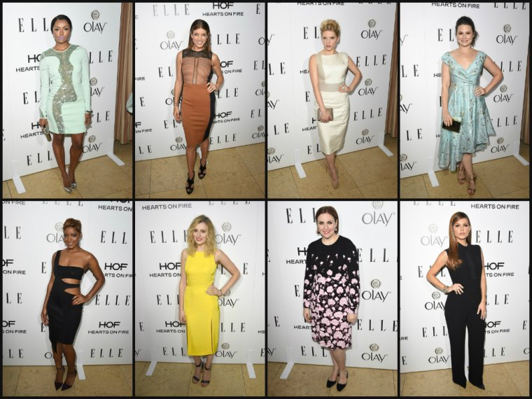 ELLE'S ANNUAL WOMEN IN TELEVISION CELEBRATION 2015